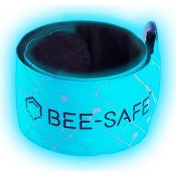 Bee Safe Led Click Band Usb - Bleu
