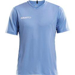 Craft Squad Shirt Korte Mouw - Hemelsblauw