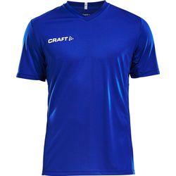 Craft Squad Shirt Korte Mouw Heren - Blauw