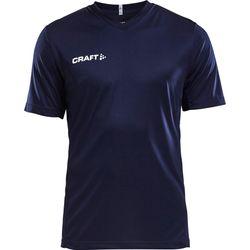 Craft Squad Shirt Korte Mouw - Marine