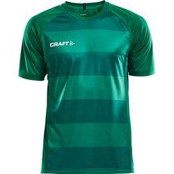 Craft Progress Shirt Korte Mouw Heren - Groen