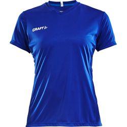 Craft Squad Shirt Korte Mouw Dames - Blauw