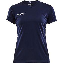 Craft Squad Maillot Manches Courtes Femmes - Marine