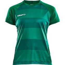 Craft Progress Shirt Korte Mouw Dames - Groen