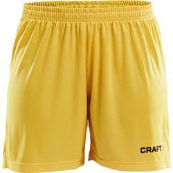 Craft Squad Short Dames - Geel