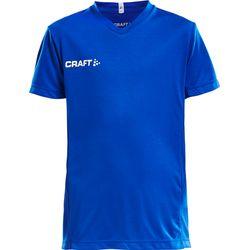 Craft Squad Shirt Korte Mouw Kinderen - Royal