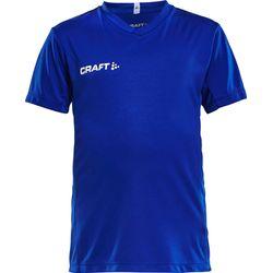 Craft Squad Shirt Korte Mouw Kinderen - Blauw
