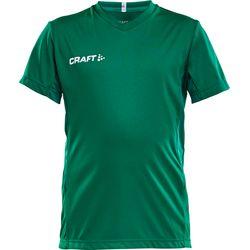Craft Squad Shirt Korte Mouw Kinderen - Donkergroen