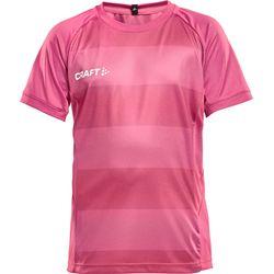 Craft Progress Shirt Korte Mouw Kinderen - Roze