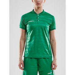 Craft Pro Control Shirt Korte Mouw Dames - Groen