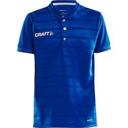 Craft Pro Control Shirt Korte Mouw Kinderen - Royal