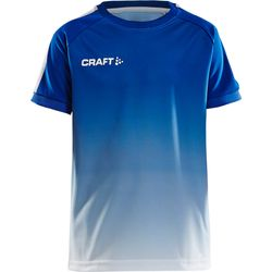 Craft Pro Control Fade Maillot À Manches Courtes Enfants - Royal