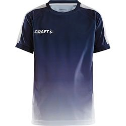 Craft Pro Control Fade Shirt Korte Mouw Kinderen - Marine