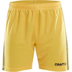 Craft Pro Control Short Dames - Geel
