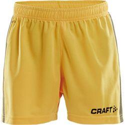 Craft Pro Control Short Kinderen - Geel