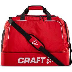 Craft Pro Control Large Sporttas Met Bodemvak - Rood