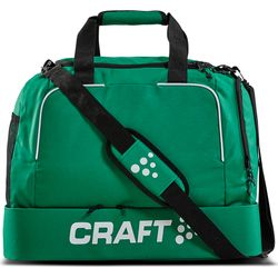 Craft Pro Control Medium Sac De Sport Avec Compartiment Inférieur - Vert