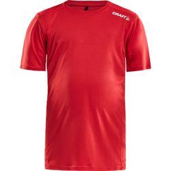 Craft Rush T-Shirt Kinderen - Rood
