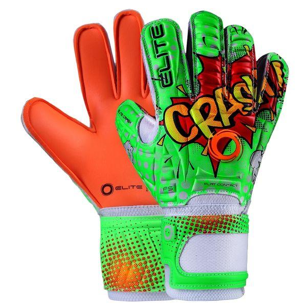 Elite Sport Crash Keepershandschoenen Kinderen - Oranje / Groen