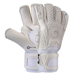 Elite Sport Solo Keepershandschoenen - Wit