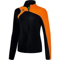 Erima Club 1900 2.0 Presentatiejack Dames - Zwart / Oranje