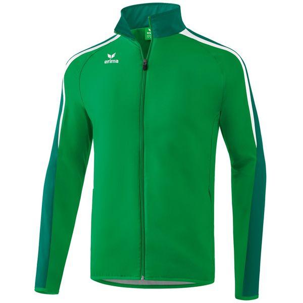 Erima Liga 2.0 Trainingsvest Kinderen - Smaragd / Evergreen / Wit