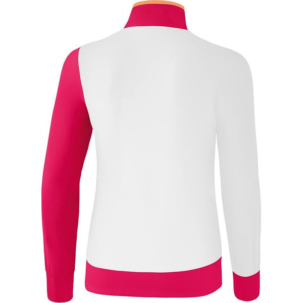 Erima 5-C Trainingsvest Dames - Wit / Love Rose / Peach