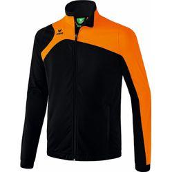 Erima Club 1900 2.0 Polyesterjack Heren - Zwart / Oranje