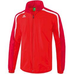 Erima Liga 2.0 Allweather Jack Heren - Rood / Donkerrood / Wit