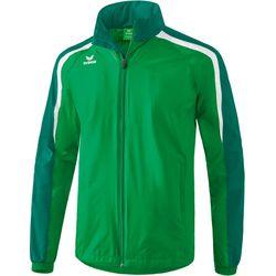 Erima Liga 2.0 Allweather Jack Heren - Smaragd / Evergreen / Wit
