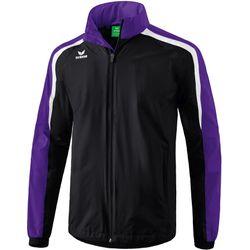 Erima Liga 2.0 Allweather Jack Heren - Zwart / Donker Violet / Wit