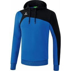 Erima Club 1900 2.0 Sweatshirt Met Capuchon - New Royal / Zwart