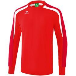 Erima Liga 2.0 Sweatshirt Kinderen - Rood / Donkerrood / Wit