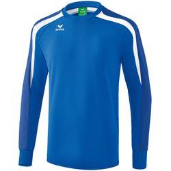 Erima Liga 2.0 Sweatshirt - New Royal / True Blue / Wit