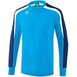 Erima Liga 2.0 Sweatshirt - Curacao / New Navy / Wit