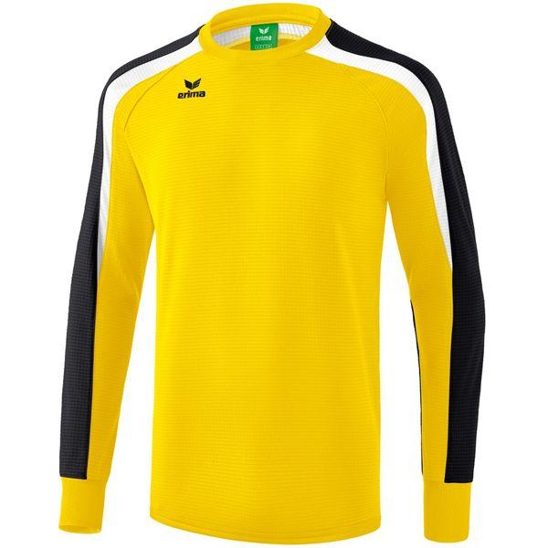 Erima Liga 2.0 Sweatshirt Kinderen - Geel / Zwart / Wit