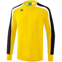 Erima Liga 2.0 Sweatshirt Heren - Geel / Zwart / Wit