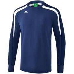Erima Liga 2.0 Sweat-Shirt Hommes - New Navy / Marine Noire / Blanc