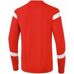 Voorvertoning: Erima Classic Team Sweatshirt Kinderen - Rood / Wit