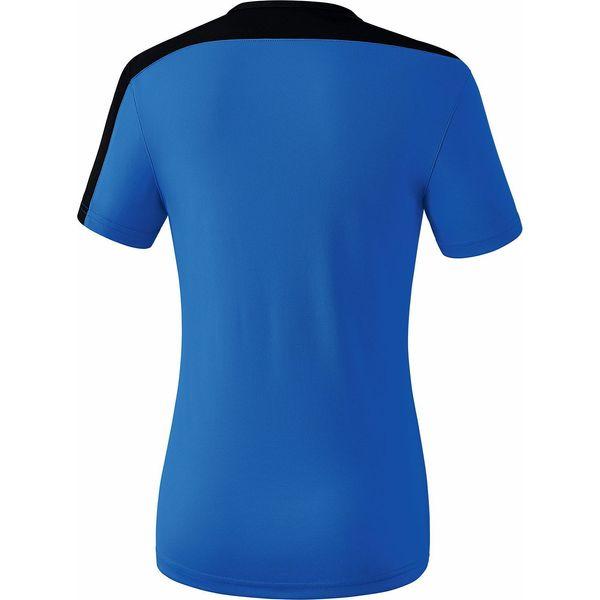 Erima Club 1900 2.0 T-Shirt Dames - New Royal / Zwart