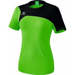 Erima Club 1900 2.0 T-Shirt Dames - Green / Zwart