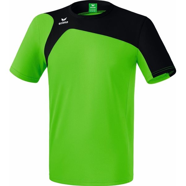 Erima Club 1900 2.0 T-Shirt Kinderen - Green / Zwart