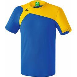 Erima Club 1900 2.0 T-Shirt Hommes - New Royal / Jaune