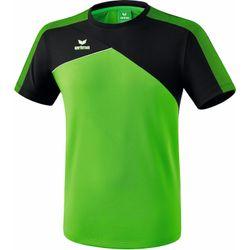 Erima Premium One 2.0 T-Shirt - Green / Zwart / Wit