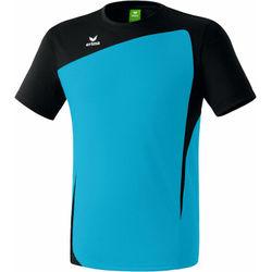 Erima Club 1900 T-Shirt Heren - Curaçao / Zwart