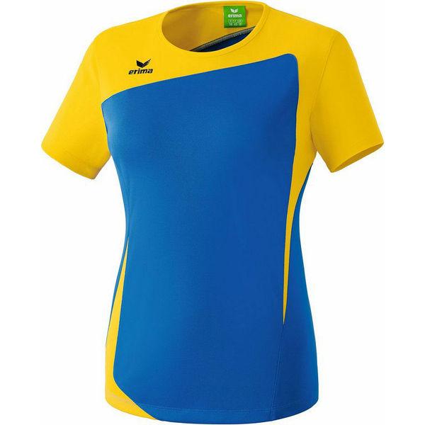 Erima Club 1900 T-Shirt Femmes - Royal / Jaune