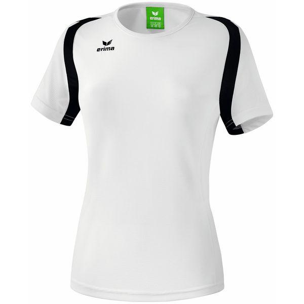 Erima Razor 2.0 T-Shirt Dames - Wit / Zwart