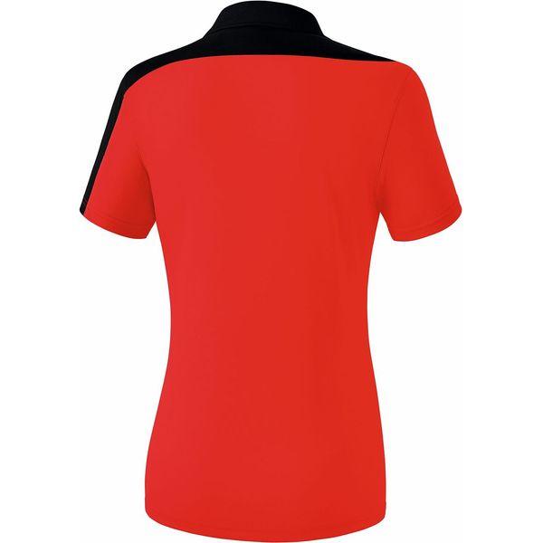 Erima Club 1900 2.0 Polo Dames - Rood / Zwart