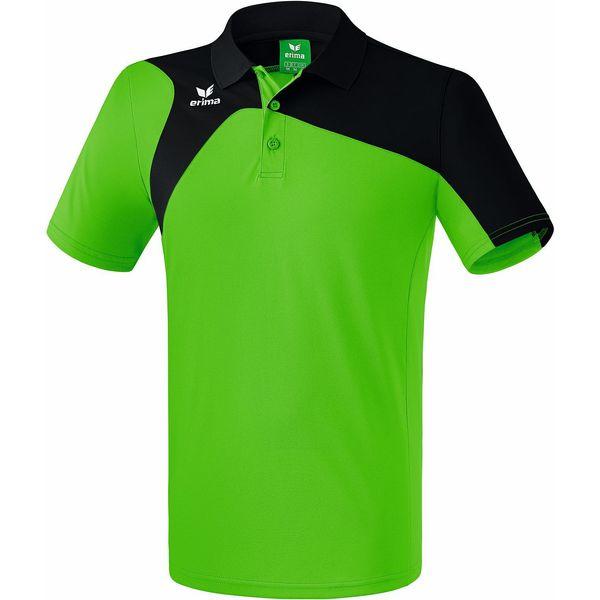Erima Club 1900 2.0 Polo Kinderen - Green / Zwart