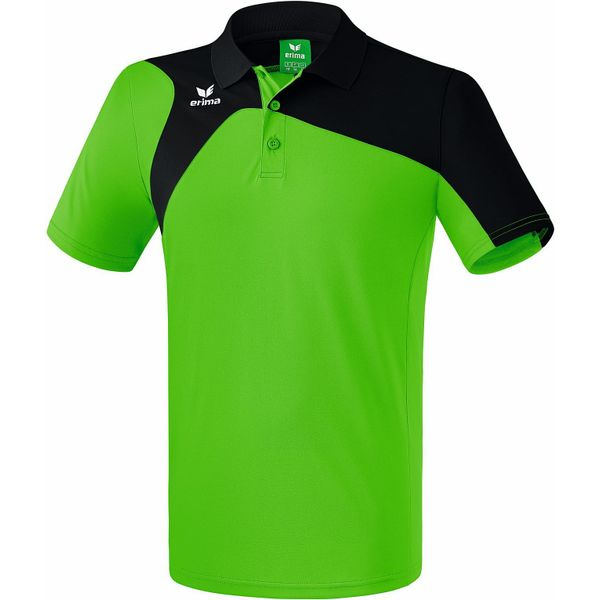 Erima Club 1900 2.0 Polo - Green / Zwart